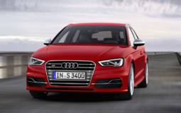 2013 Audi S3 Sportback - official press release and photos