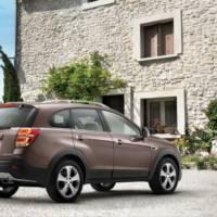 2013 Chevrolet Captiva facelift heading to Geneva