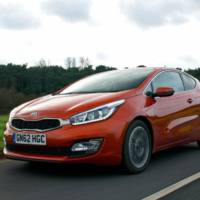 2013 Kia pro ceed starts at 17.495 pounds in the UK