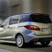 2013 Mazda5  gets some new features