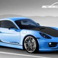 2013 Porsche Cayman SpeedART SP81-CR will debut in Geneva
