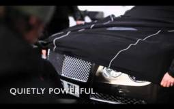 2014 Bentley Continental Flying Spur teased again (video)