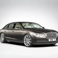 2014 Bentley Continental Flying Spur unofficial photos