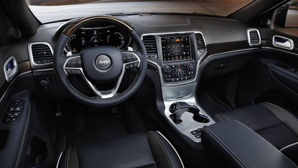 2014 Jeep Grand Cherokee will debut at Geneva