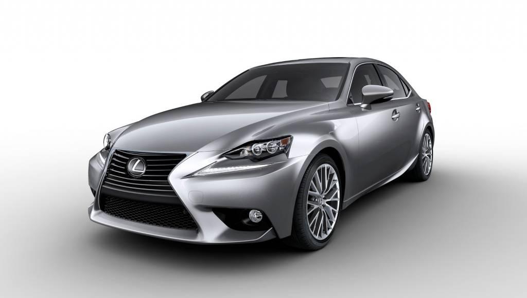 2014 Lexus IS and Lexus LF-LC concept will shine at Geneva Motor Sow