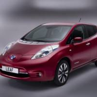 2014 Nissan Leaf debuts in Geneva with an improved range