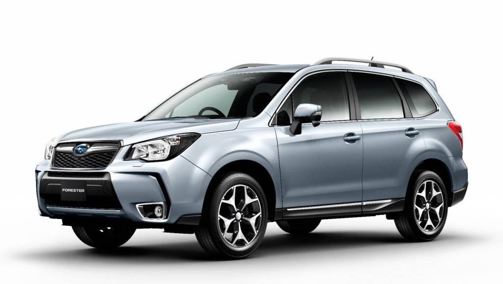 2014 Subaru Forester to make its European debut during Geneva