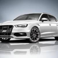 Audi A3 Sportback modified by ABT Sportsline