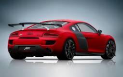 Audi R8 GTR by ABT Sportsline is coming to Geneva