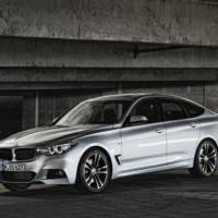 BMW 3-Series GT - photo gallery and official infos