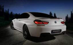 BMW 5-Series and 6-Series Coupe modified by Vilner