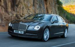 2014 Bentley Continental Flying Spur - official photos and details