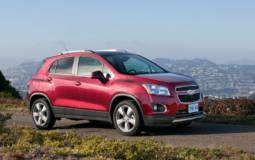 Chevrolet Trax to be launched in spring in Europe