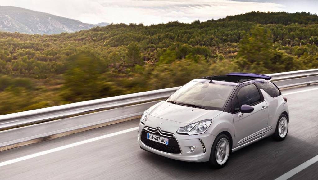 Citroen DS3 Cabrio launched from 15.045 pounds in UK