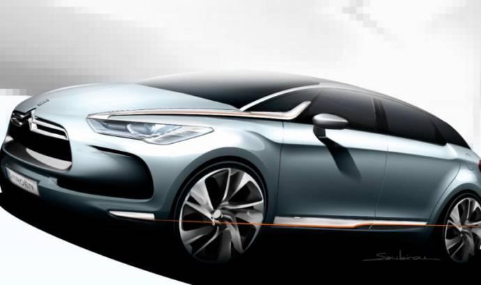 Citroen DSX Concept heading for Shanghai Auto Show
