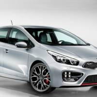 First photo of Kia Ceed GT