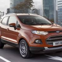 2014 Ford EcoSport launched ahead of Geneva Motor Show