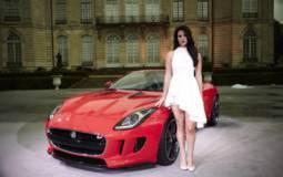 Jaguar F-Type stars in the latest Lana Del Rey's video