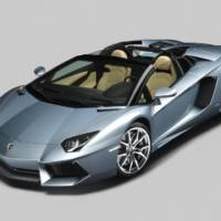 Lamborghini sold-out the new Aventador Roadster until summer 2014