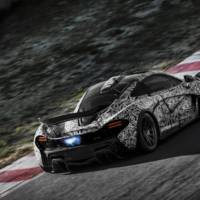 McLaren P1 hybrid-supercar will deliver 916 hp and 900 Nm