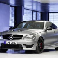 Mercedes-Benz Introduces An Even More Aggressive C63 AMG
