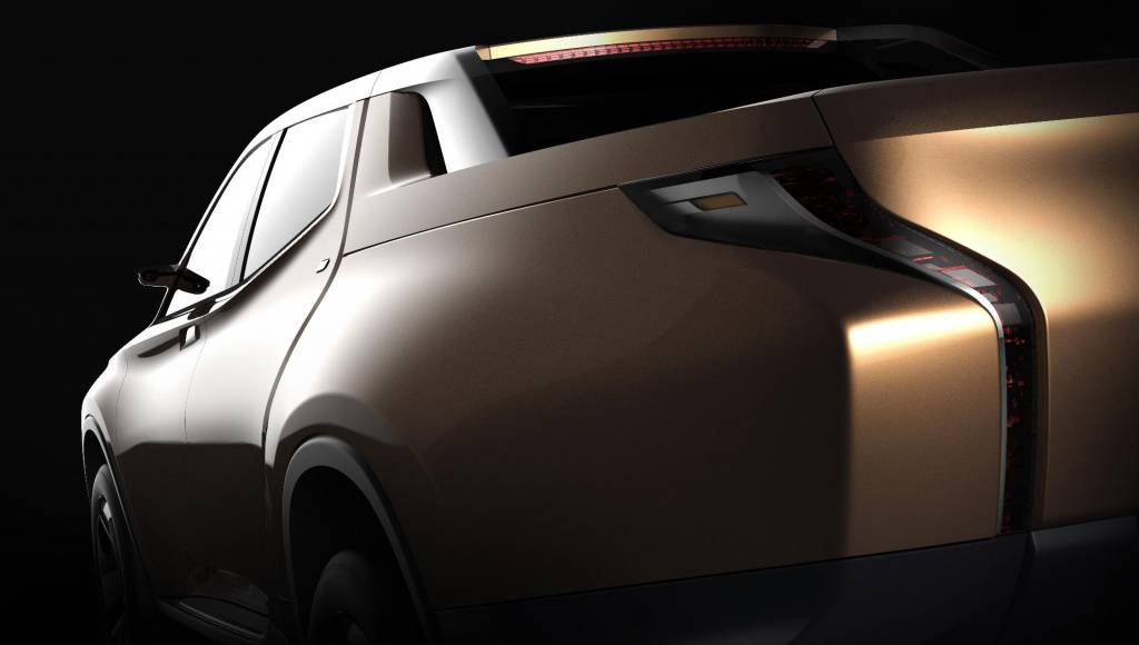 Mitsubishi GR-HEV - a sport utility Hybrid Truck to debut in Geneva