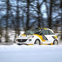 Opel Adam R2 rally-car to be unveiled in Geneva