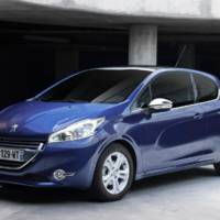 Peugeot 208 reached 300.000 units sold since January 2012