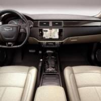Qoros GQ3 chinese sedan, unveiled ahead of Geneva