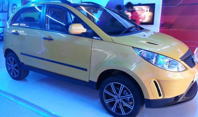 Tata unveils Vista D90 Xtreme Concept