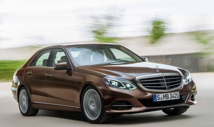 The 2014 Mercedes-Benz E-Class sedan starts from 32.400 GBP