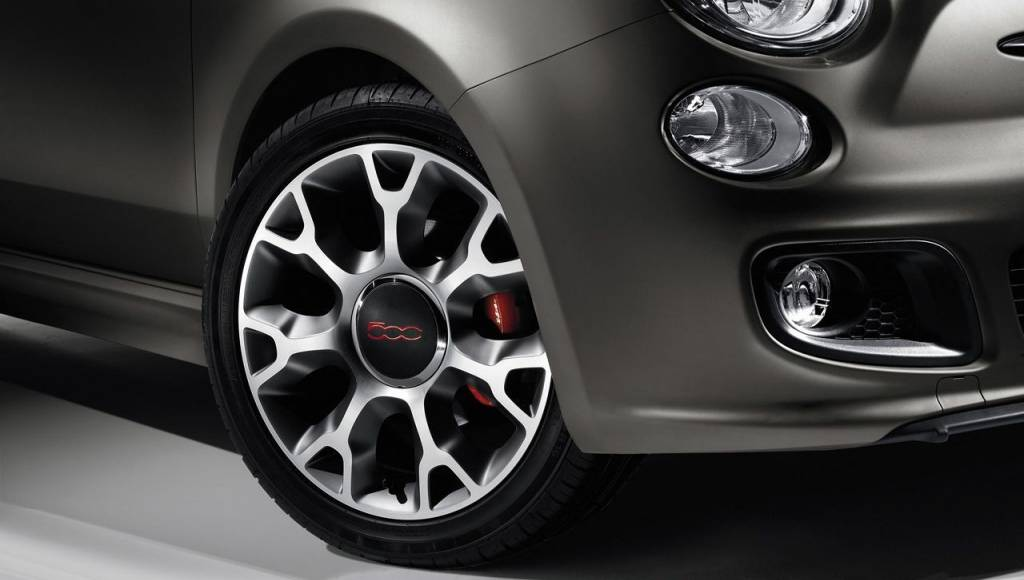 This is the 2013 Fiat 500 GQ special edition