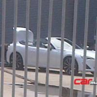 Toyota GT86 Convertible - first spy photo