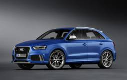 VIDEO: Audi RS Q3 chasses a dog sled in new promo video