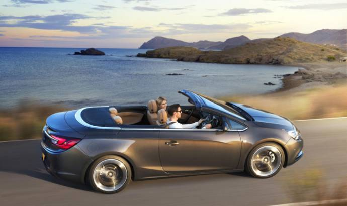 Vauxhall list of premieres for the 2013 Geneva Motor Show