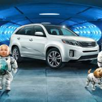 Video: Kia Space Babies commercial for the Super Bowl XLVIII
