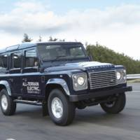 Land Rover Defender electric will debut in Geneva