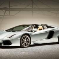 2013 Lamborghini Aventador Roadster sold out until mid-2014