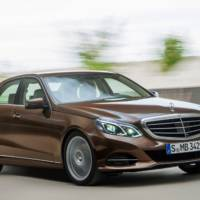 The 2014 Mercedes-Benz E-Class sedan starts from 32.400 GBP