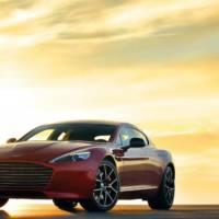 2013 Aston Martin Rapide S unveiled in Geneva