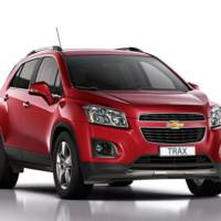 2013 Chevrolet Trax priced at 15.495 pounds in UK