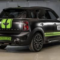 2013 Mini JCW Countryman ALL4 Dakar Special Edition