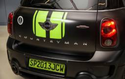 2013 Mini JCW Countryman ALL4 Dakar Special Edition