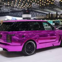 2013 Range Rover Mystere by Hamann is the new pimp car