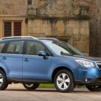2013 Subaru Forester starts at 24.995 pounds in the UK