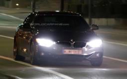 2014 BMW 4-Series Coupe - spy photos