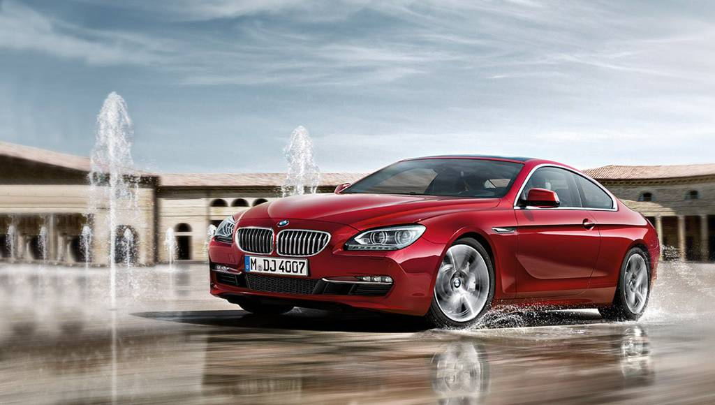 2014 BMW 6 Series updated