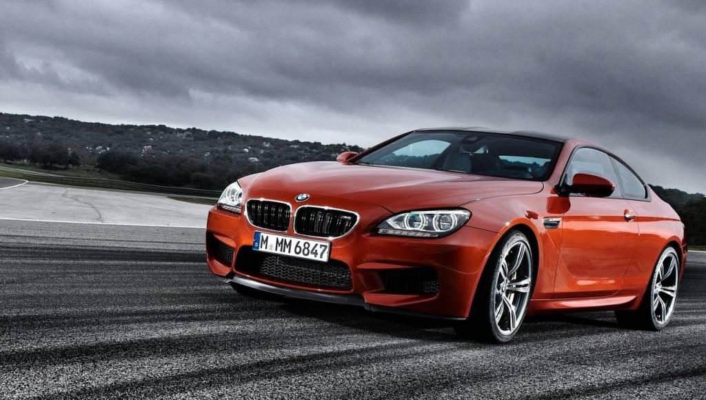 2014 BMW M6 receives manual transmission