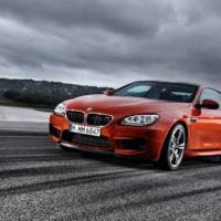 2014 BMW M6 receives manual transmission