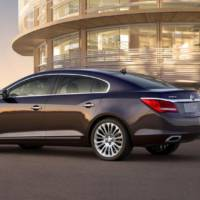 2014 Buick LaCrosse facelift unveiled